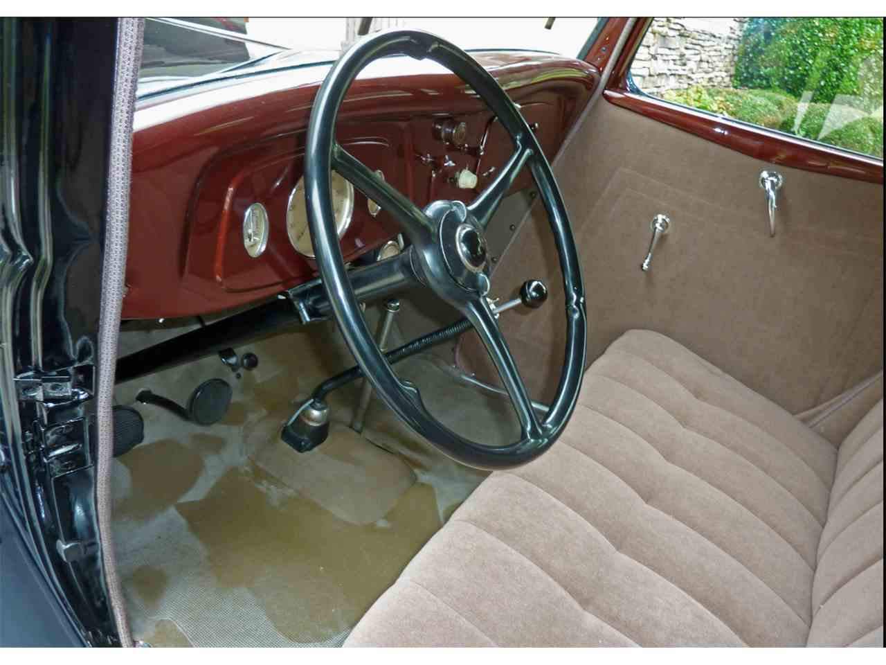 Large Picture of '34 Sedan - ISZK