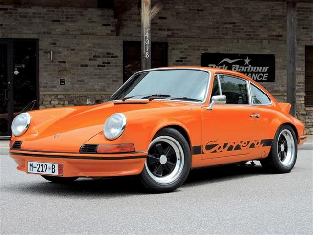 1973 Porsche 911 RS Tribute | 877391