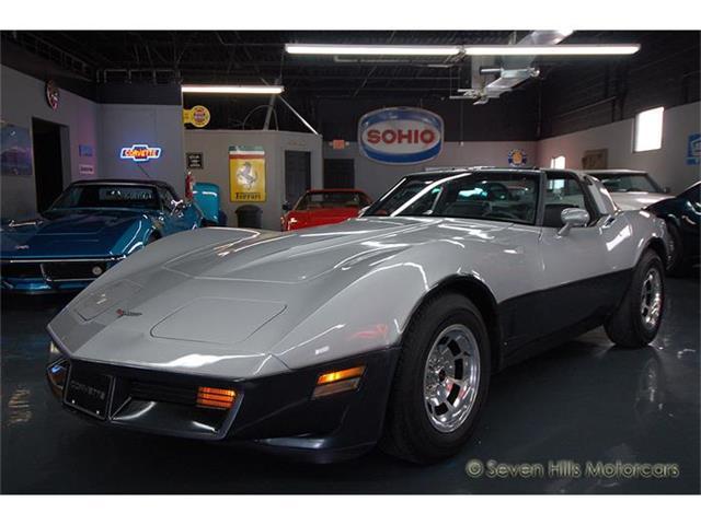 1981 Chevrolet Corvette | 877394