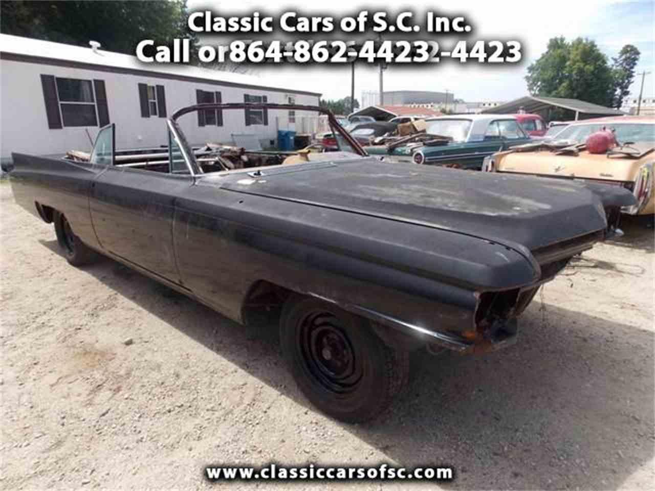 1963 Cadillac DeVille for Sale - CC-877395