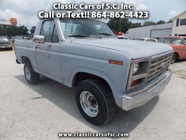 1985 Ford Bronco | 877400