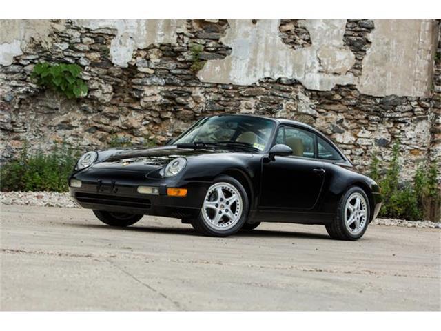 1997 Porsche 993 | 877401
