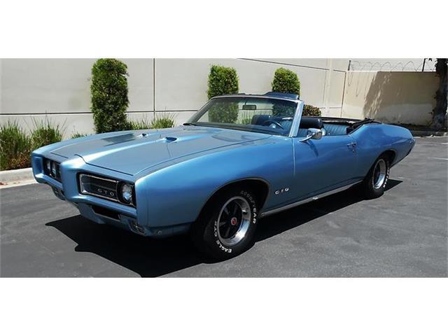 1969 Pontiac GTO | 877404
