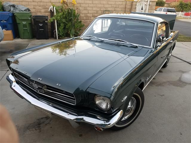 1965 Ford Mustang | 877405