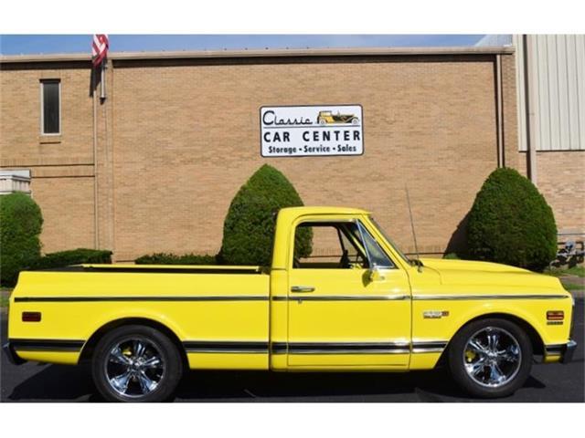 1972 Chevrolet C/K 10 | 877407