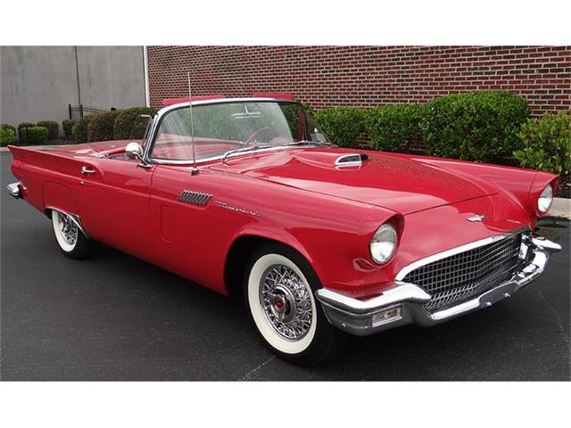 1957 Ford Thunderbird | 877411