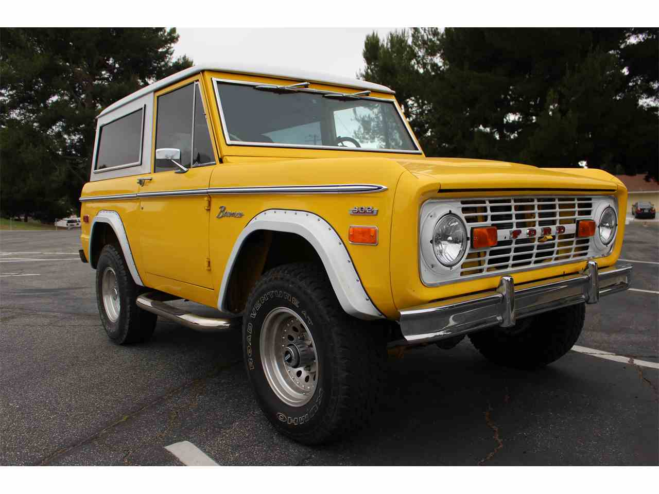 1974 ford bronco for sale cc 877418. Black Bedroom Furniture Sets. Home Design Ideas