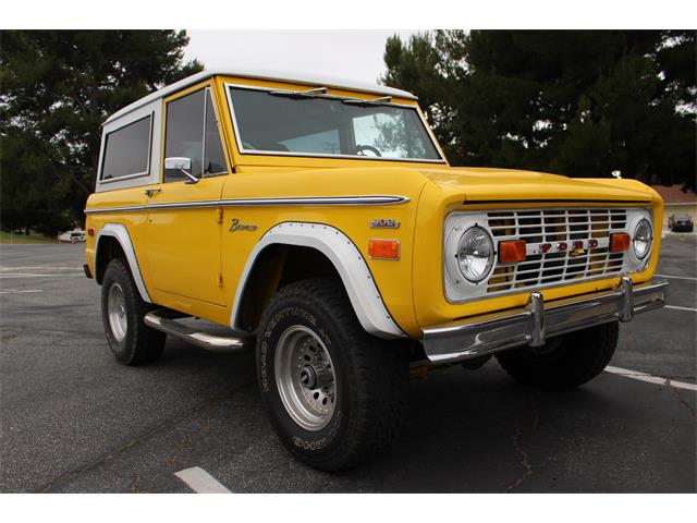 1974 Ford Bronco | 877418