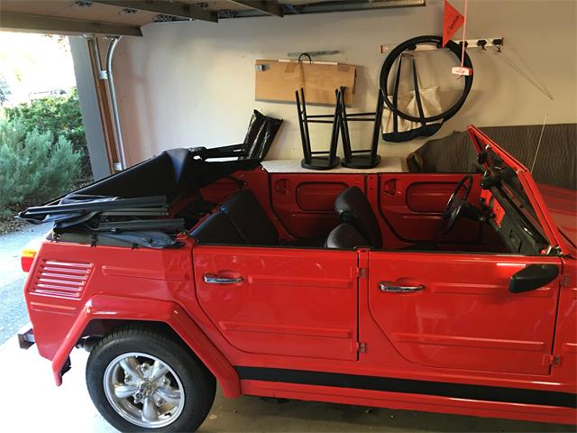1973 Volkswagen Thing | 877425
