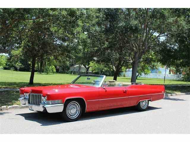 1970 Cadillac DeVille | 877436
