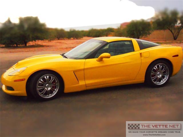 2007 Chevrolet Corvette | 877438