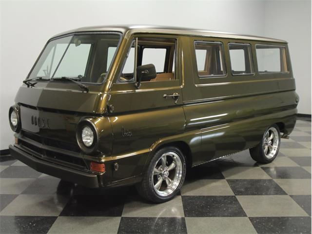 1966 Dodge A-100 | 877442