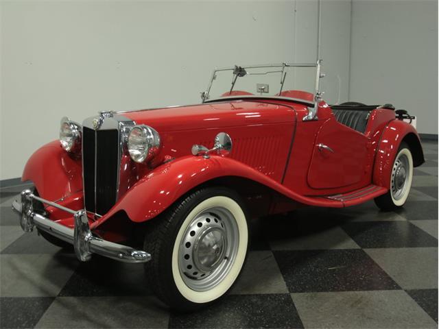1952 MG TD | 877445