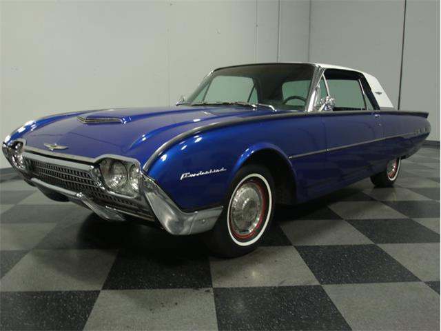 1962 Ford Thunderbird | 877449