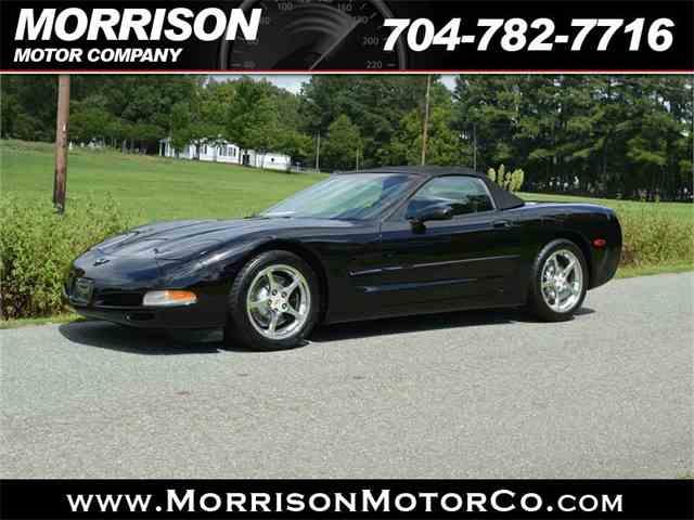 2004 Chevrolet Corvette | 877453