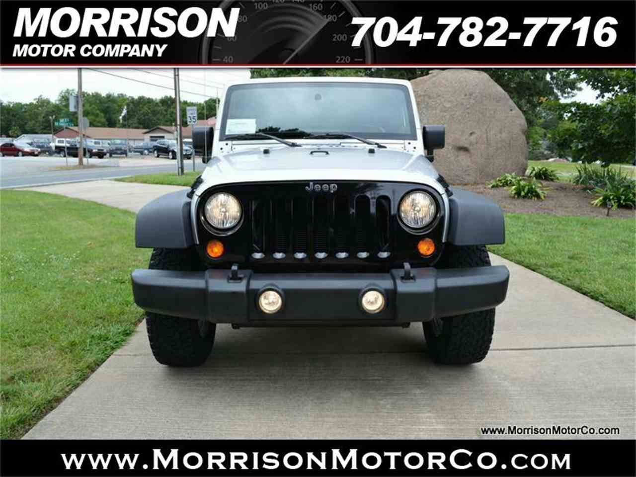 2011 Jeep Wrangler for Sale ClassicCars