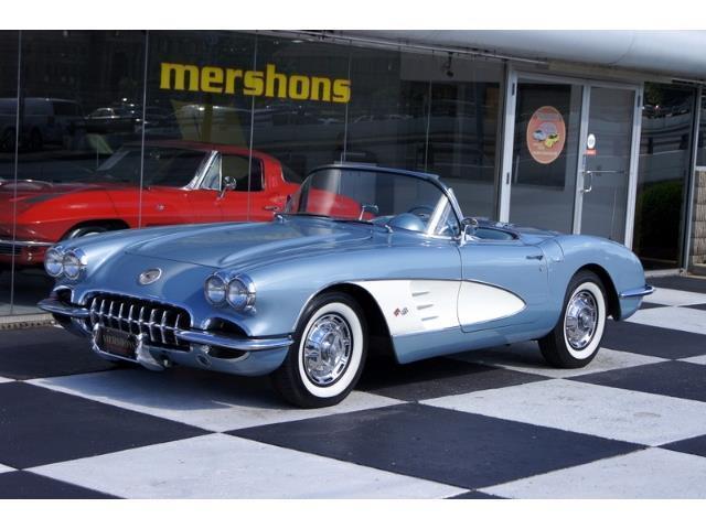 1959 Chevrolet Corvette | 877456