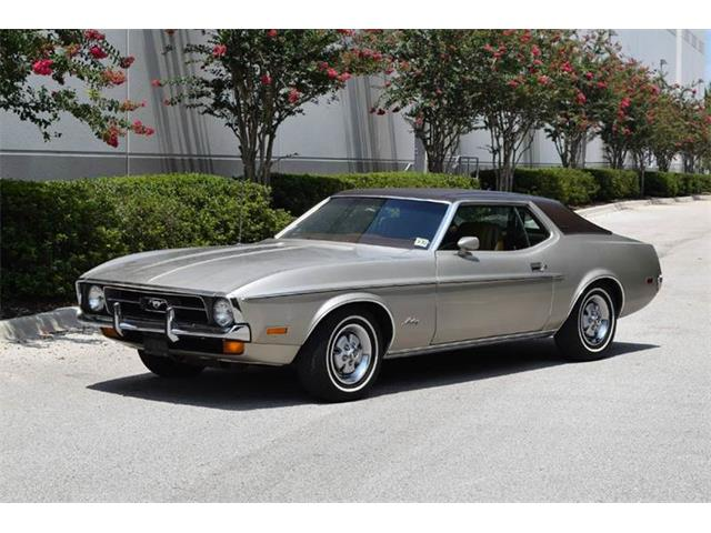 1972 Ford Mustang | 877458
