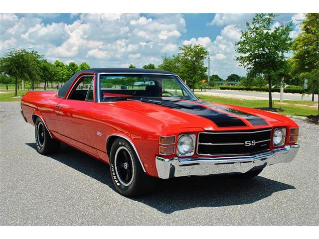 1971 Chevrolet El Camino | 877460