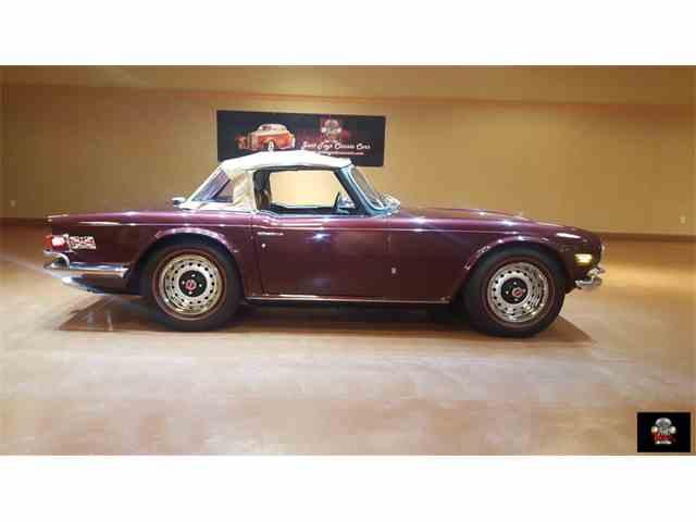 1971 Triumph TR6 | 877463