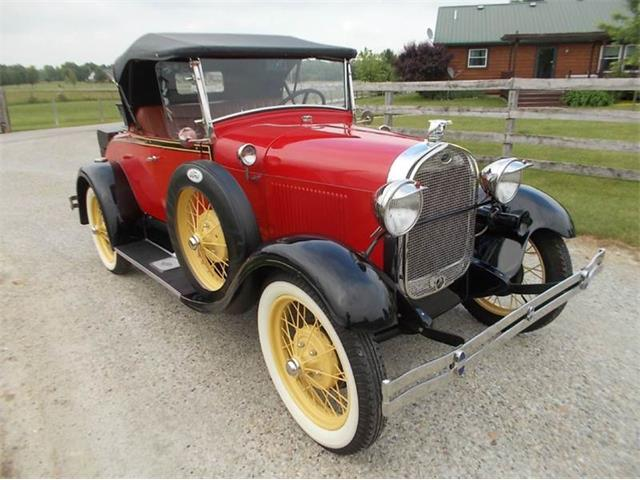 1929 Ford Roadster | 877488