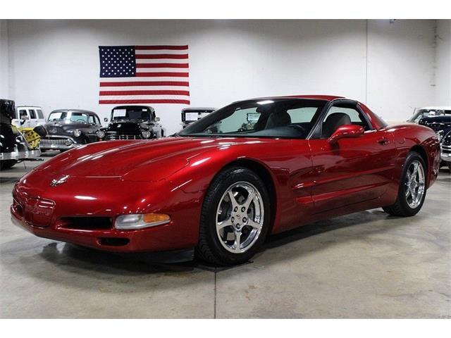 2004 Chevrolet Corvette | 877489
