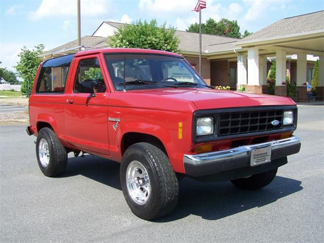 1986 Ford Bronco II | 877497