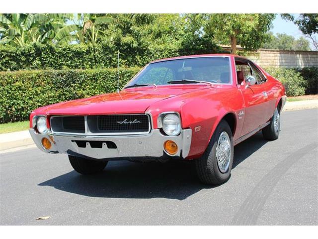 1968 AMC Javelin | 877498