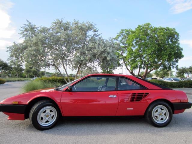 1981 Ferrari Mondial | 877501
