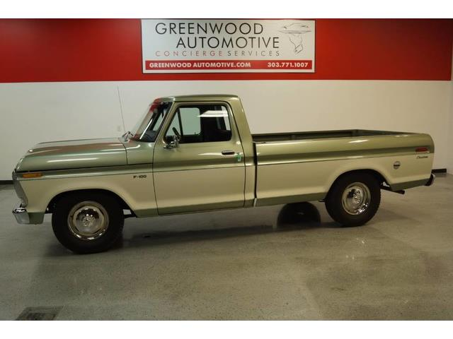 1975 Ford F100 | 877510