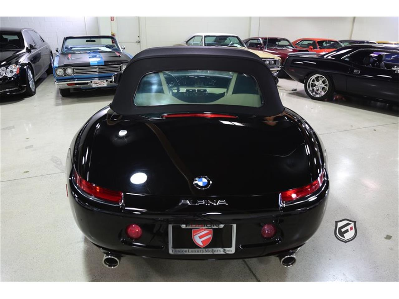 2003 Bmw Z8 Alpina For Sale Classiccars Com Cc 877523