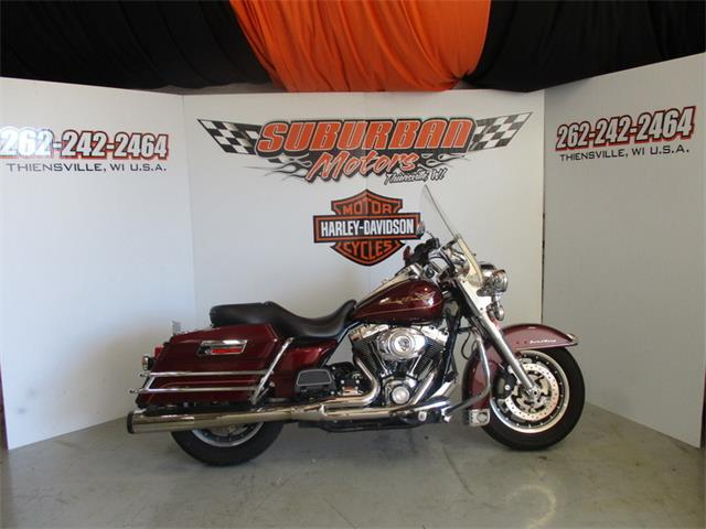 2008 Harley-Davidson® FLHR - Road King® | 877539