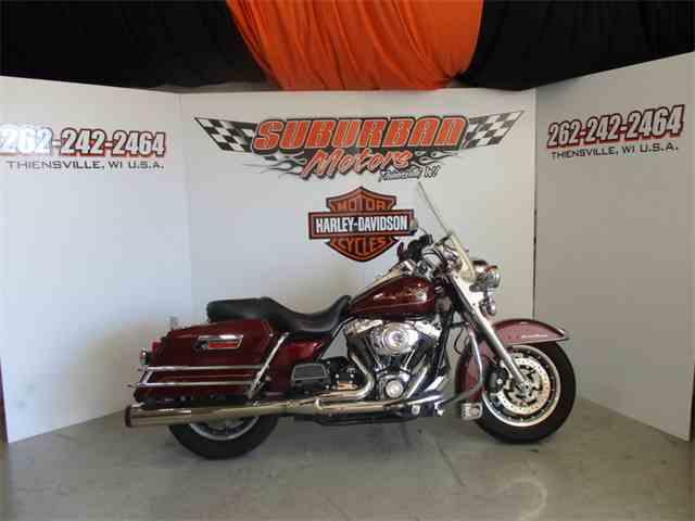 2008 Harley-Davidson® FLHR - Road King® | 877539