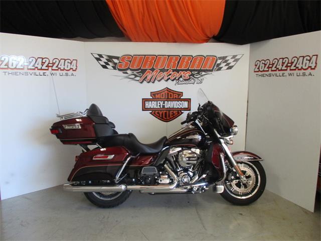 2015 Harley-Davidson® FLHTCU - Electra Glide® Ultra Classic® | 877541