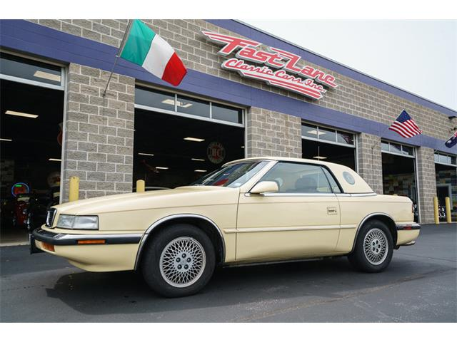 1991 Chrysler TC by Maserati | 877542
