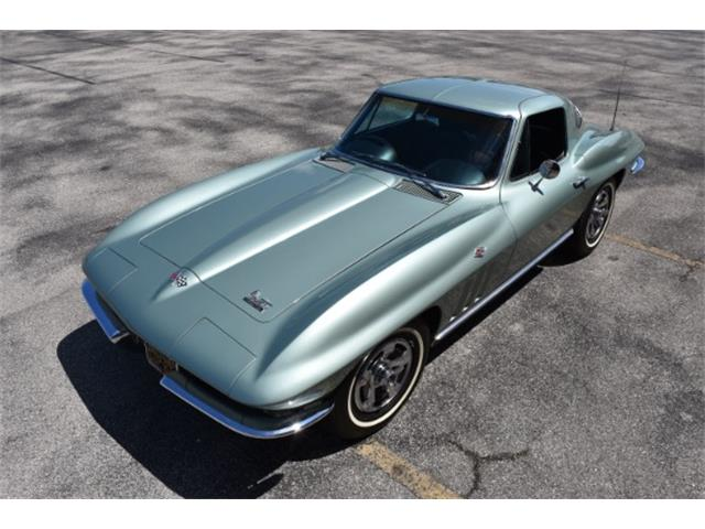 1966 Chevrolet Corvette 327 automatic | 877546