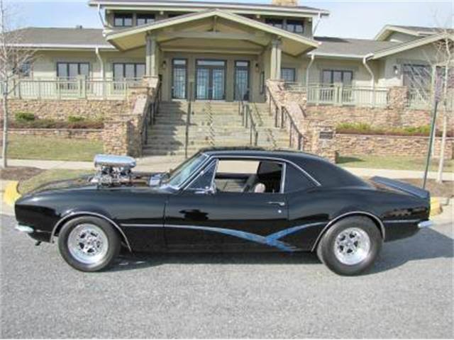 1967 Chevrolet Camaro | 877552