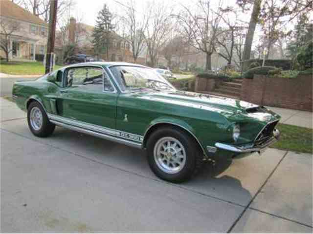 1968 Ford Mustang | 877553