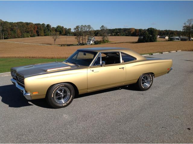 1969 Plymouth Road Runner | 877554