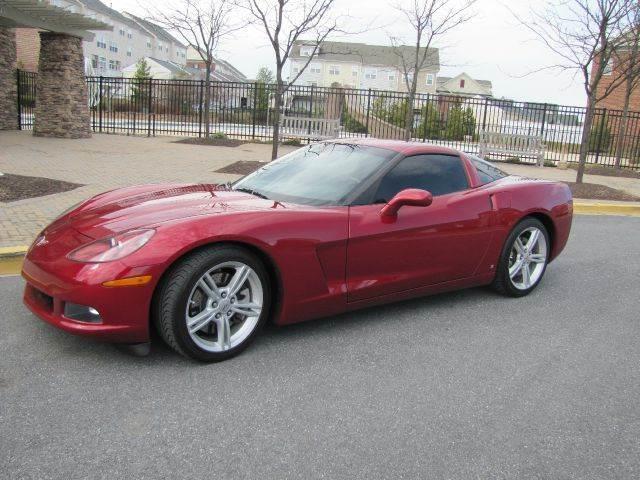 2008 Chevrolet Corvette | 877556