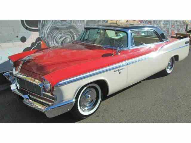 1956 Chrysler New Yorker   877560