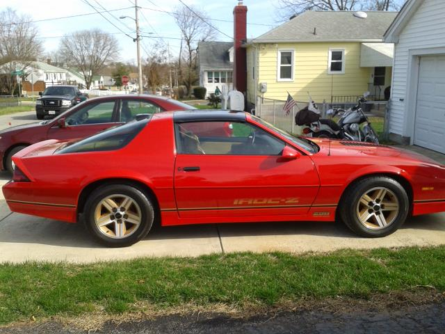 1986 Chevrolet Camaro | 877570