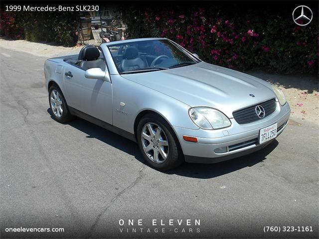 1999 Mercedes-Benz SLK230 | 877571