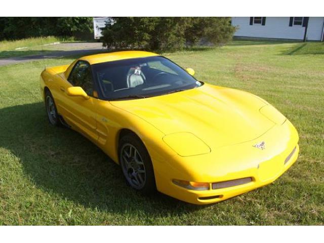 2003 Chevrolet Corvette | 877582