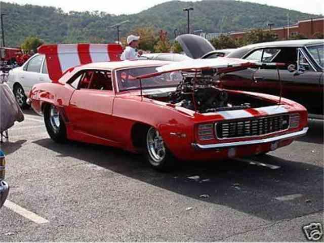 1969 Chevrolet Camaro | 877588