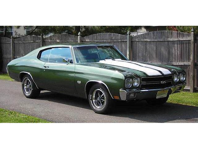 1970 Chevrolet Chevelle SS | 877598