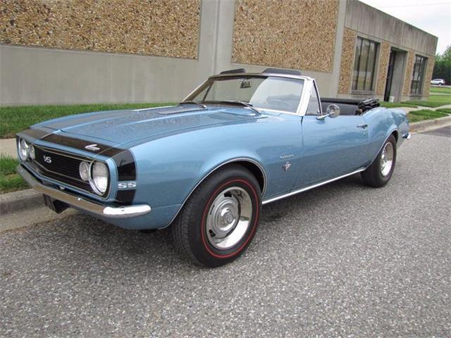 1967 Chevrolet Camaro | 877599