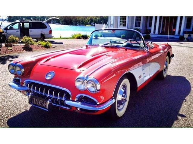 1958 Chevrolet Corvette | 877602