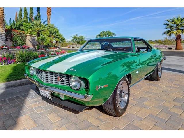 1969 Chevrolet Camaro | 877603