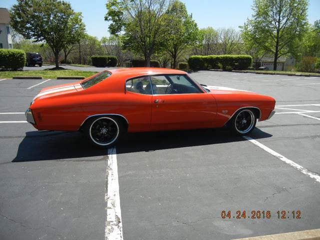 1970 Chevrolet Chevelle | 877613